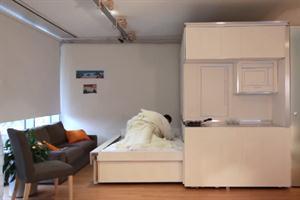 CityHome: un mueble inteligente para casas con poco espacio