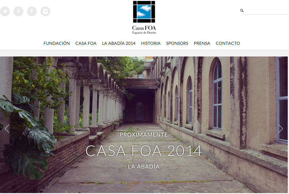 CASA FOA LA ABADIA 2014
