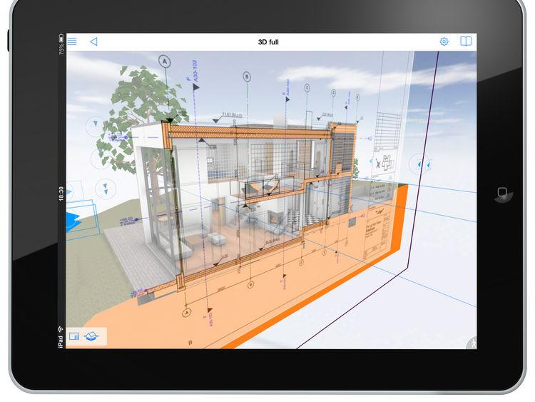BIMx, un visualizador 3D en tiempo real