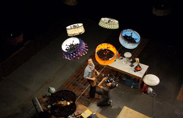 Arte con drones: la nueva propuesta de Cirque du Soleil