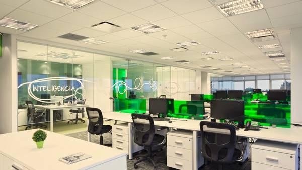 TENDENCIA. La oficina diseñada como ámbito de socialización (Gent. Contact).