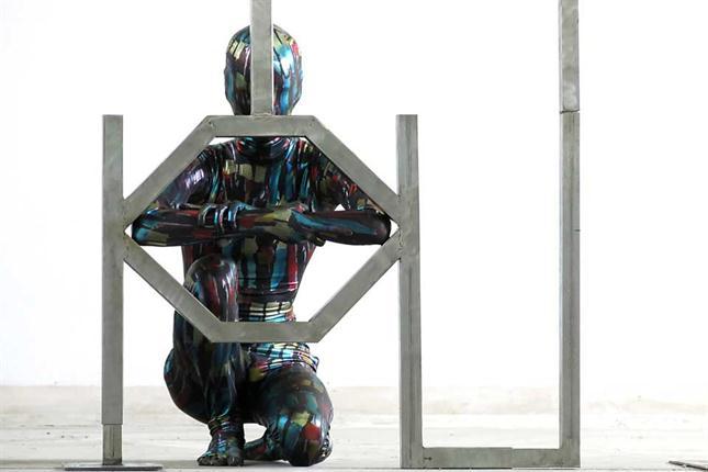 Las creaciones de Osías Yanov estarán en Malba, en arteBa y en Mamba. Foto: MALBA