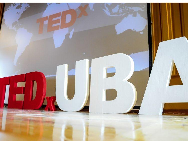 """TEDX UBA. Carlos Pereyra, estuvo a cargo de la charla """"De la idea al prototipo"""""""