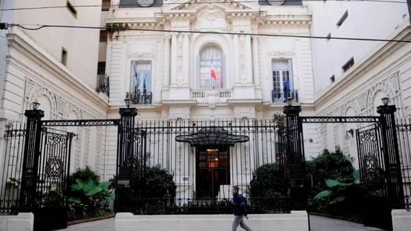 Elegancia: la residencia de Libertad 1264, hoy Circolo Italiano. (Emmanuel Fernández)
